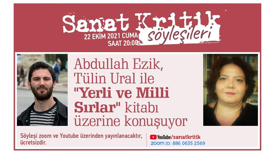 """Abdullah Ezik, Tülin Ural ile """"Yerli ve Millî Sırlar"""" Kitabı Üzerine Konuşuyor!"""