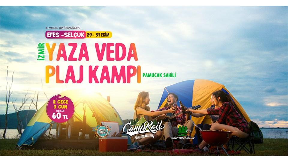 İzmir Yaza Veda Müzik  Kampı - Camprail