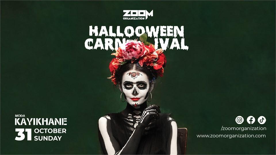 Halloween Carnival @ Moda Kayıkhane