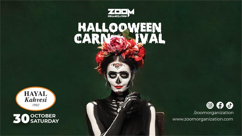 Halloween Carnival @ Hayal Kahvesi Bursa