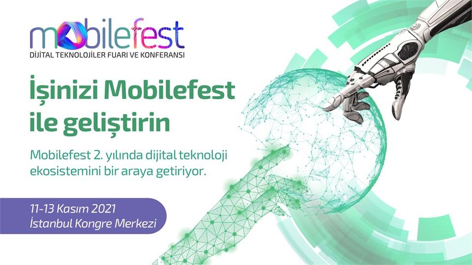 Mobilefest Dijital Teknolojiler Fuarı