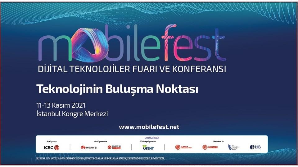 Mobilefest Dijital Teknolojiler Fuarı ve Konferansı