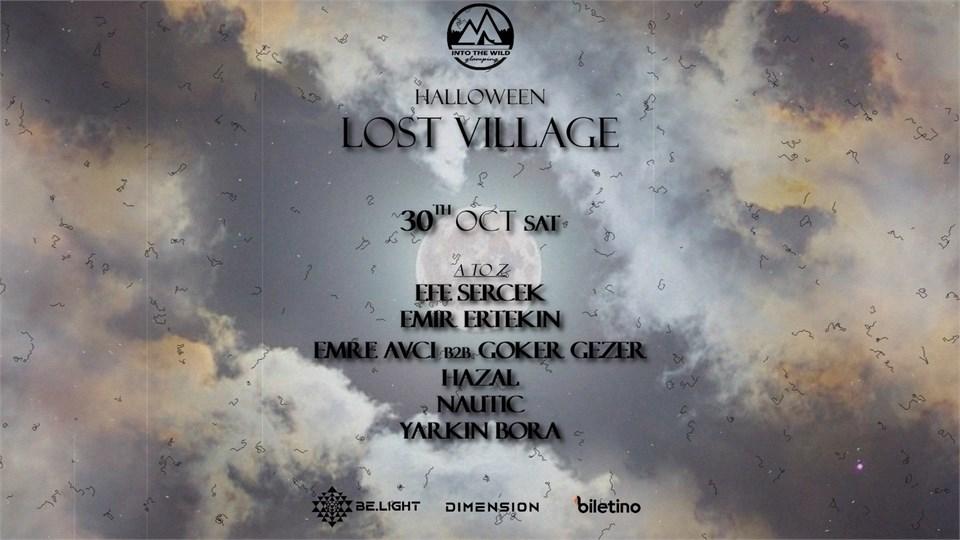 Halloween: Lost Village
