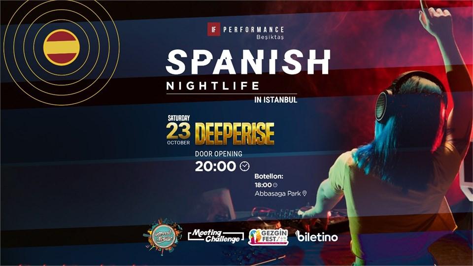 Spanish Nighlife - Beşiktaş