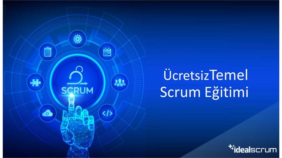 Agile Çevik Yöntem ile Projelerinizi Scrum' layın