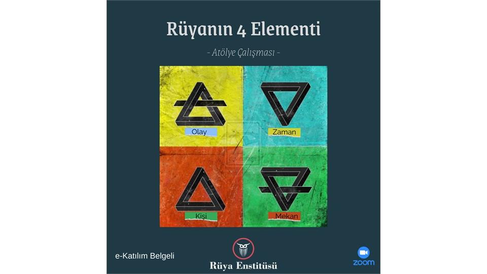Rüyanın 4 Elementi