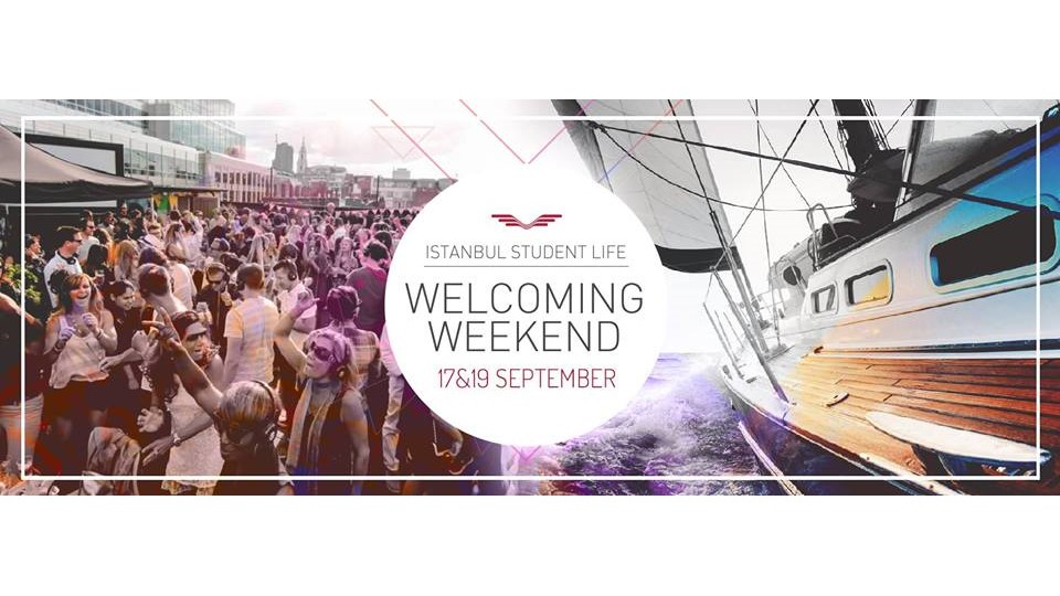 Welcoming Weekend by ISL