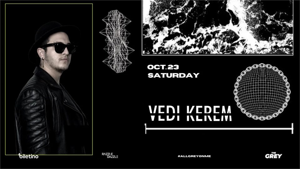 The Grey Performance Hall - VEDİ KEREM