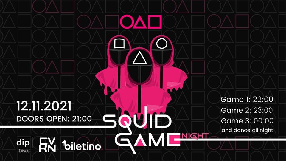 SQUID GAME NIGHT