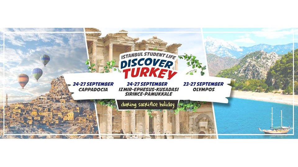 Discover Turkey by ISL