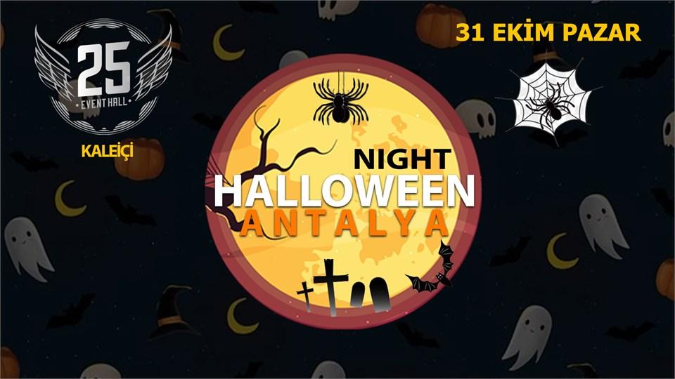 Halloween Night Antalya 2021