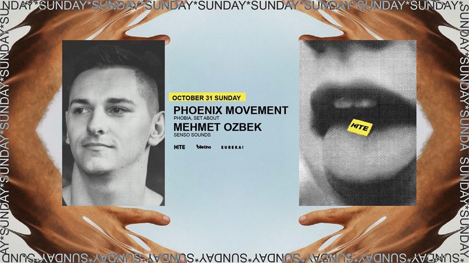 Phoenix Movement, Mehmet Özbek
