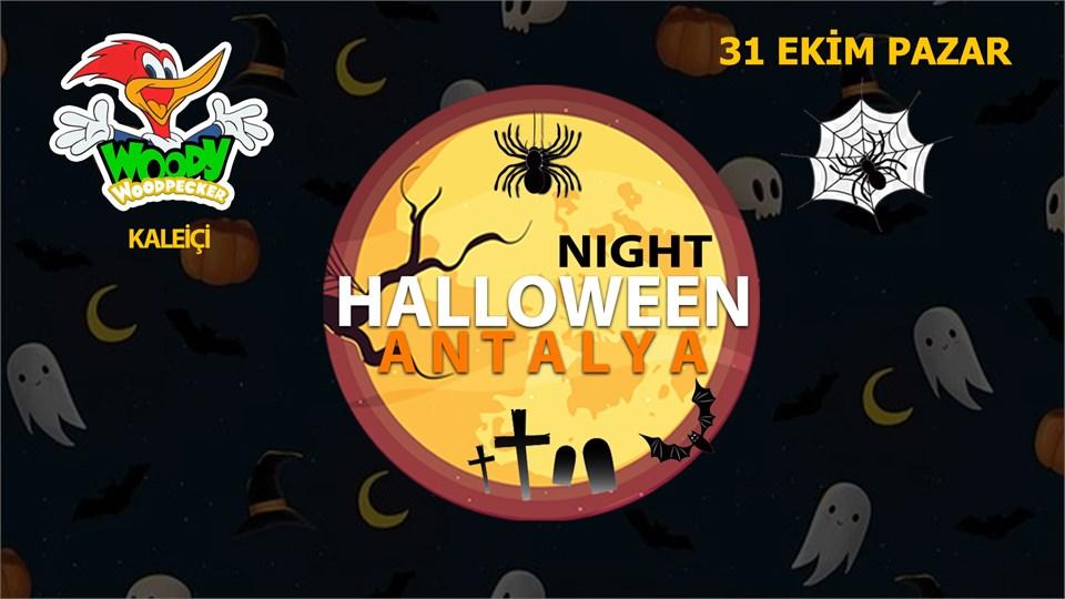 Halloween Party Antalya 2021