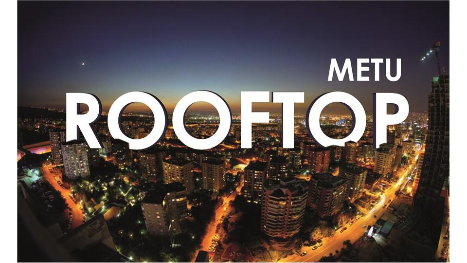 Rooftop METU