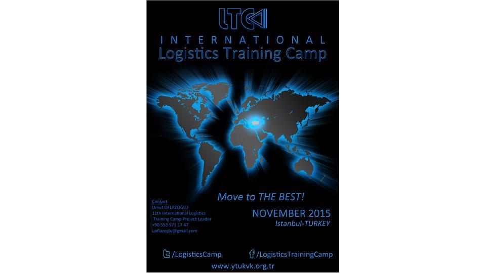 11.Uluslararası Lojistik Eğitim Kampı