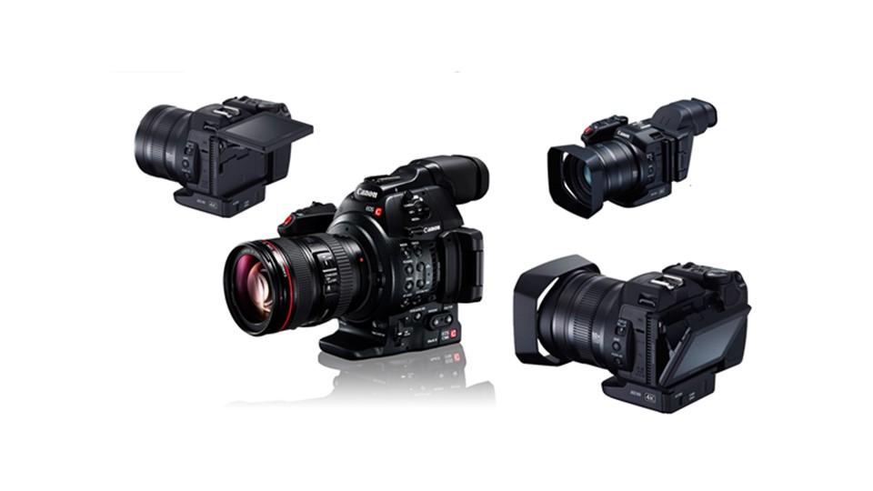 Canon C100 Mark II ve XC10 Atölyesi
