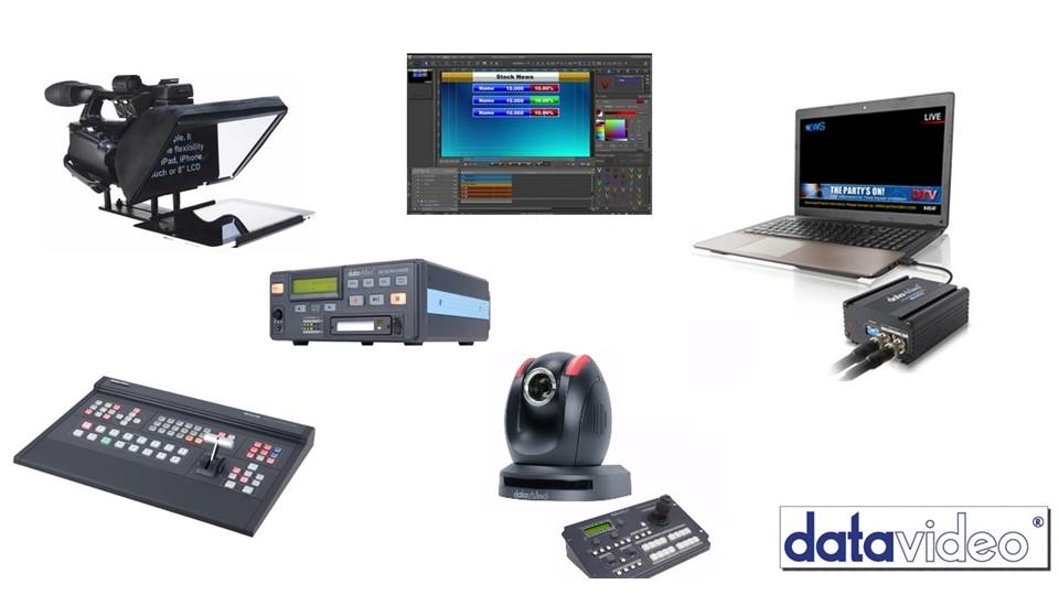 Datavideo WebTV Eğitimi