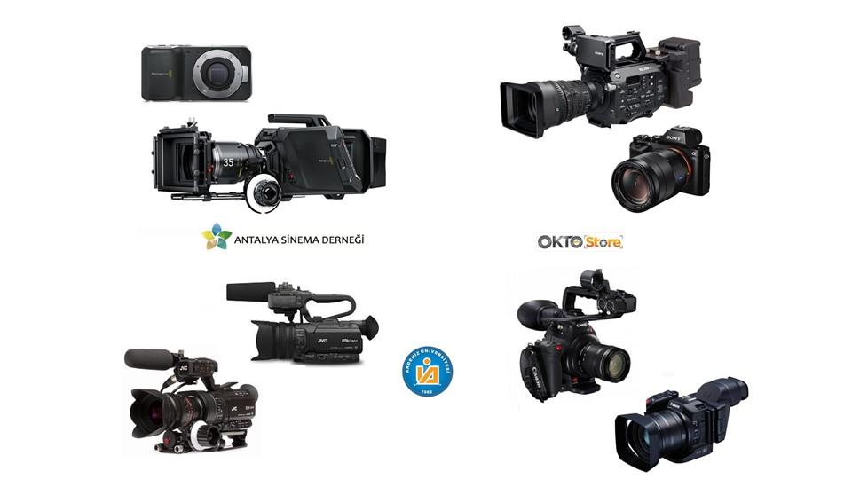 Dijital Sinema Kameraları Semineri