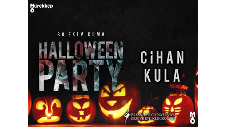 Halloween Party @ Mürekkep