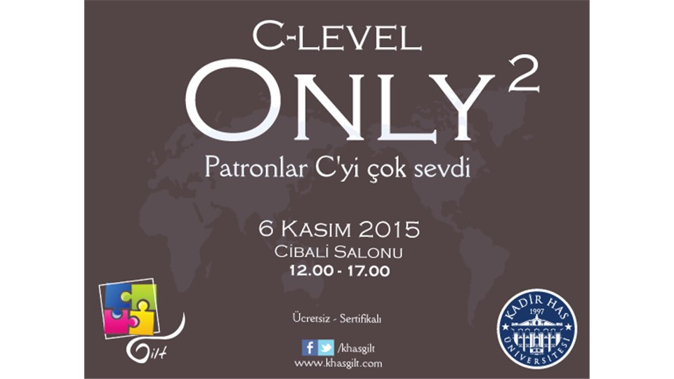 C-Level Only 2