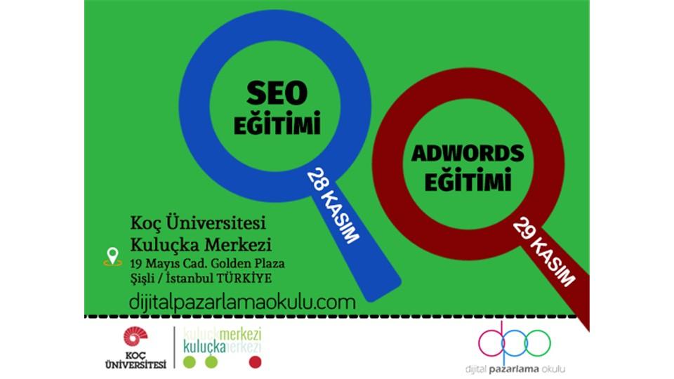SEO ve Google Adwords Eğitimi