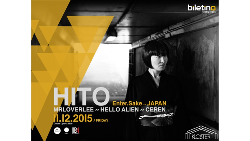 Biletino presents; Hito (ENTER.Sake - JAPAN)