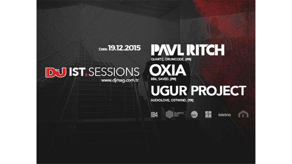 DJ Mag IST Sessions