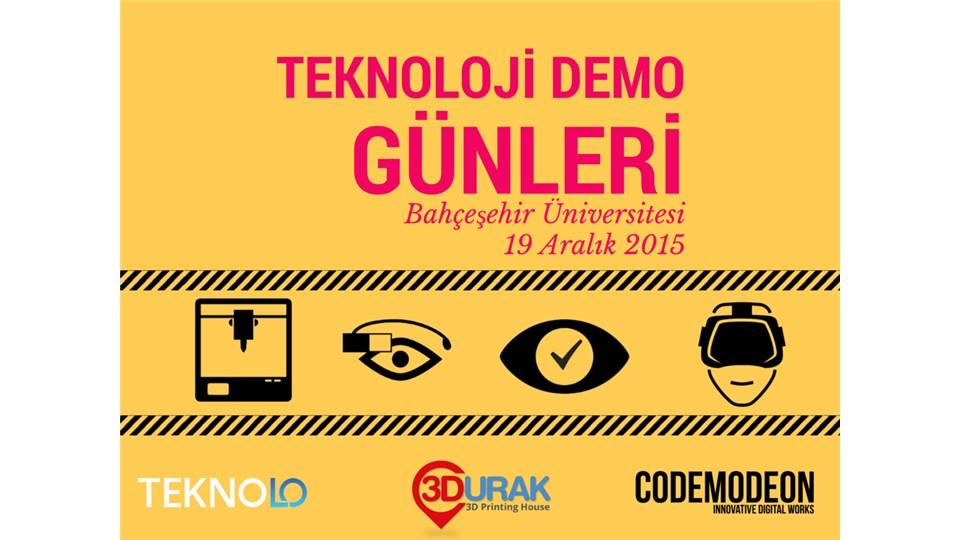 Teknoloji Demo Günler