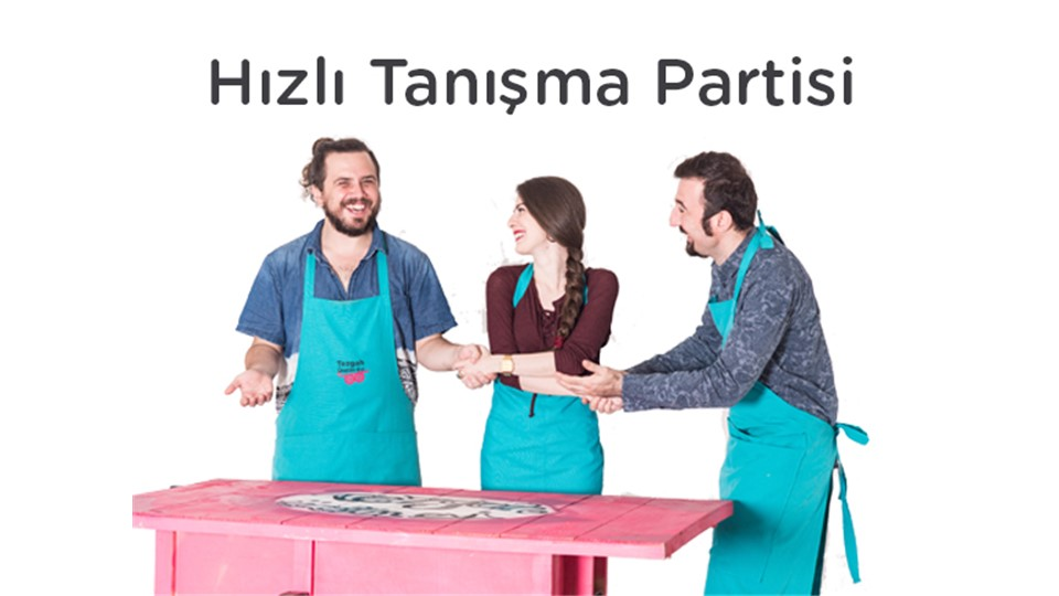 Hızlı Tanışma Partisi
