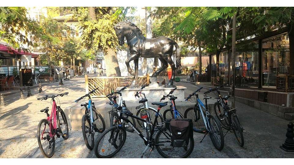 Eyüp – Balat - Fener Tarihe Yolculuk Bisiklet Turu