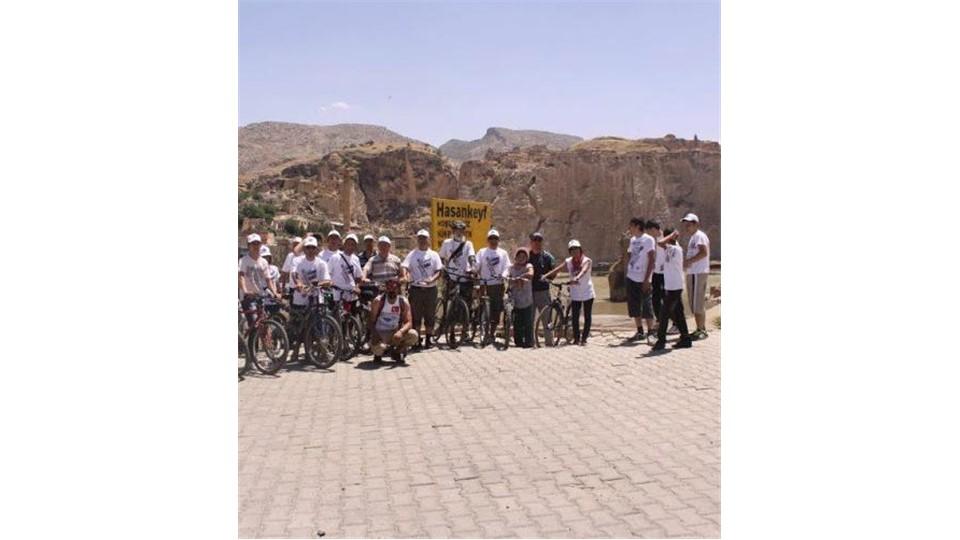 Mardin ve Hasankeyf Bisiklet Turu –Butik Tur