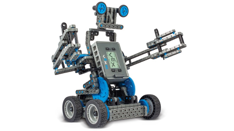 Meraklı Robotik