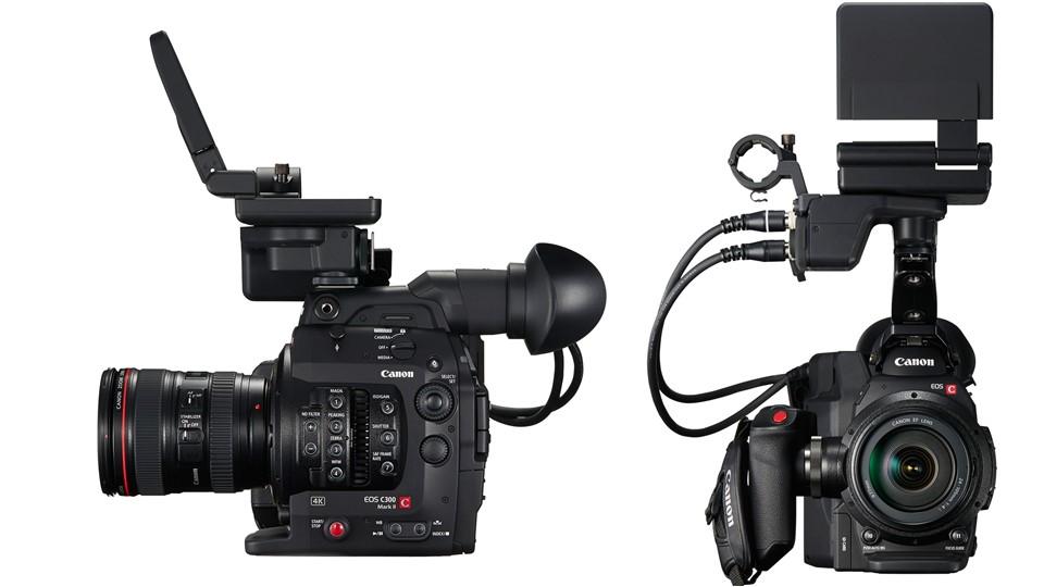 Canon C300 Mark II atölyesi