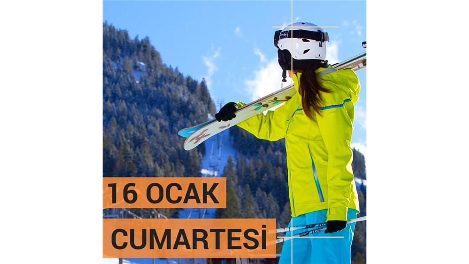 TuruncuGezi KAYAK TURLARI ( 16 OCAK CUMARTESİ)