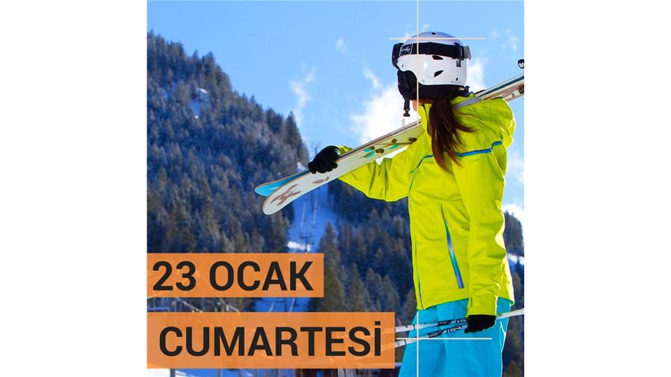 TuruncuGezi KAYAK TURLARI ( 23 OCAK CUMARTESİ)
