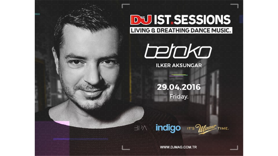 DJ Mag IST Sessions : Betoko