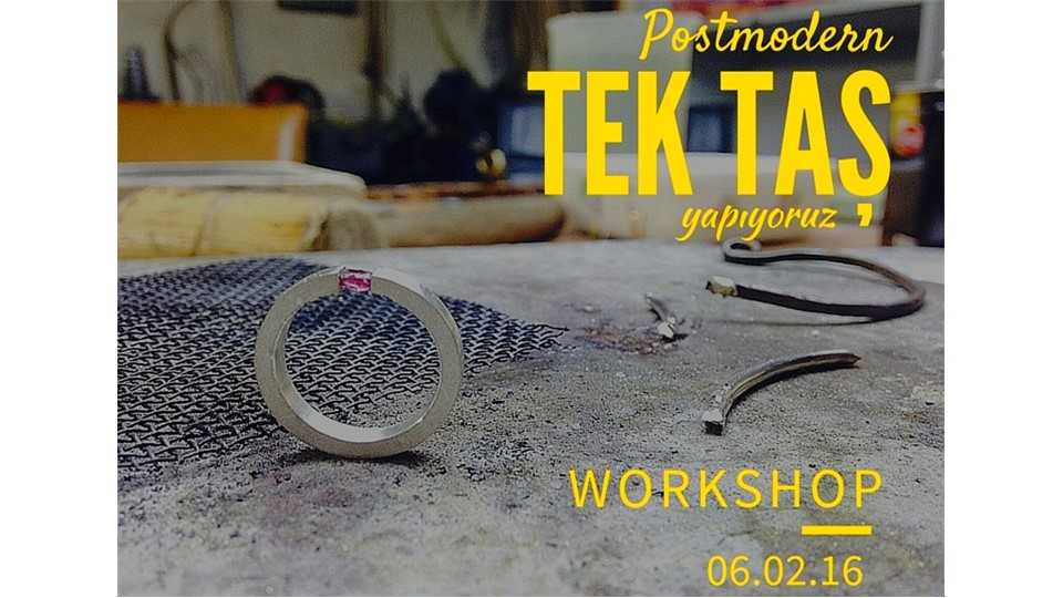 Tek Taş Workshop'u!