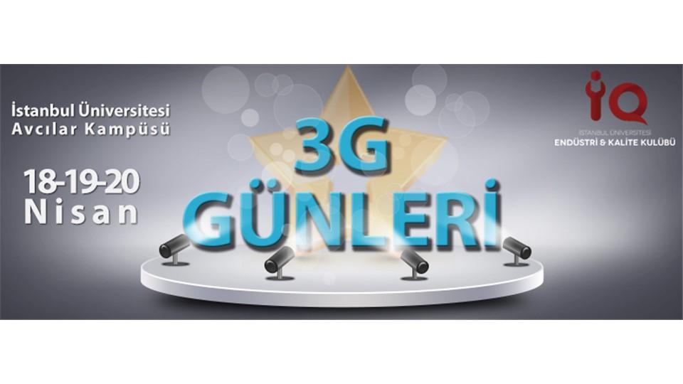 """VII. 3G (Geleneksel-Gelişim-Girişim) Günleri """"Yıldızlar"""""""