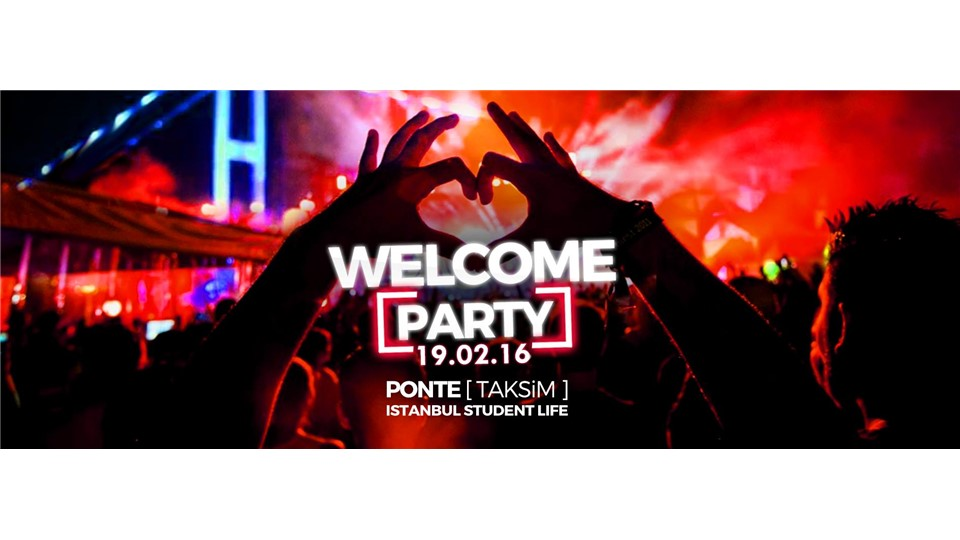 Welcome Party by ISL   2016 SPRING SEMESTER