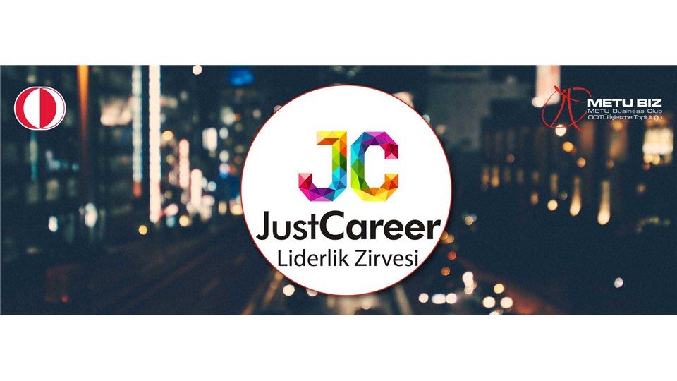 Just Career'16: Liderlik Zirvesi