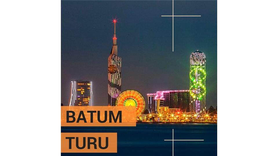 TuruncuGezi GÜRCİSTAN-BATUM TURU (19 Mart 2016)