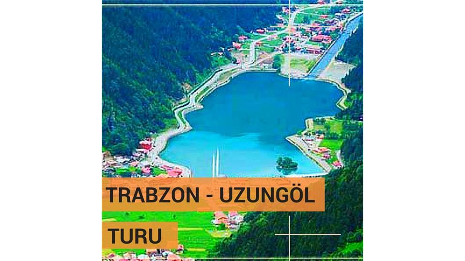 TuruncuGezi TRABZON-UZUNGÖL TURU (26 Mart 2016)