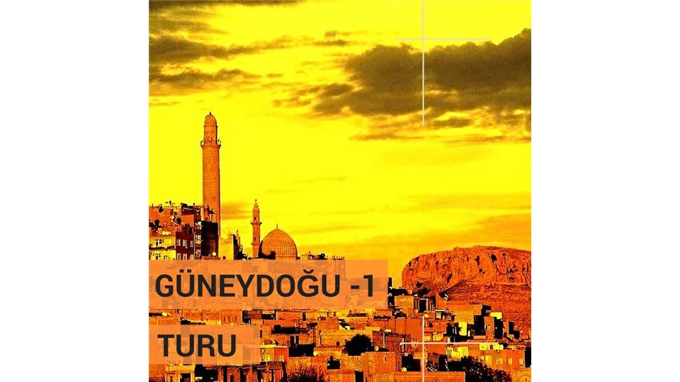 TuruncuGezi GÜNEYDOĞU TURU-1 ( 23-24 Nisan 2016 )
