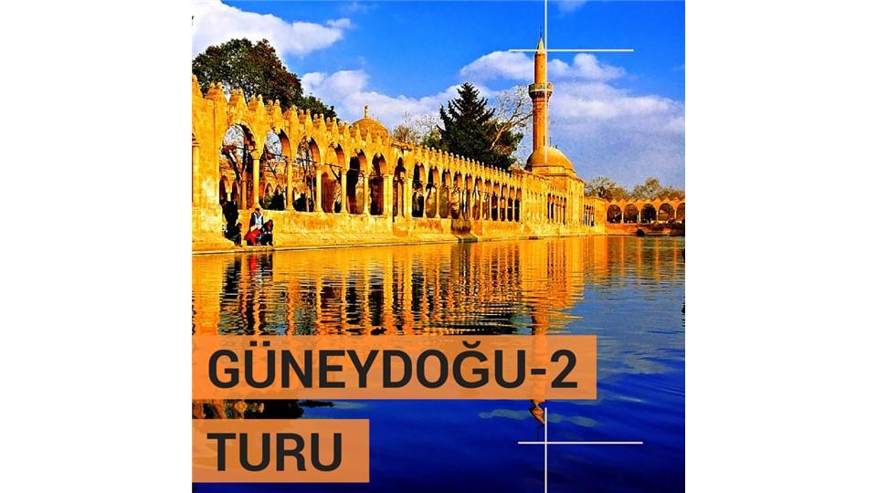 TuruncuGezi GÜNEYDOĞU TURU-2 ( 30 Nisan-1 Mayıs 2016)