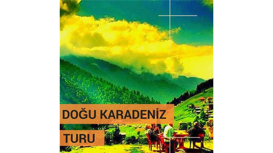 TuruncuGezi DOĞU KARADENİZ TURU ( 7-8 Mayıs 2016 )