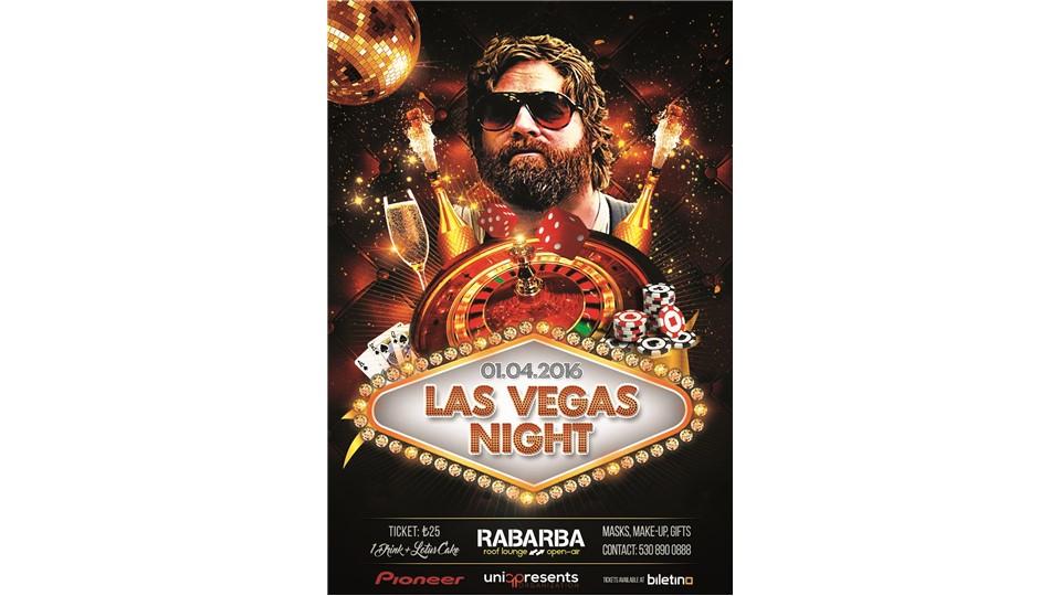 Uniqpresents: Las Vegas Night
