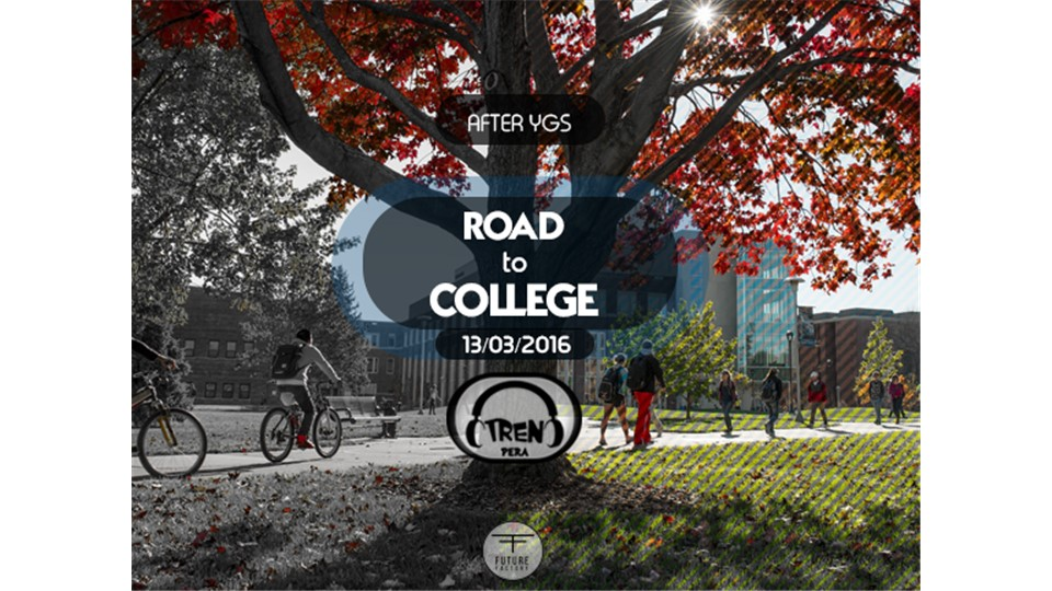 Road to College 1/2: AFTER YGS PARTY @TREN