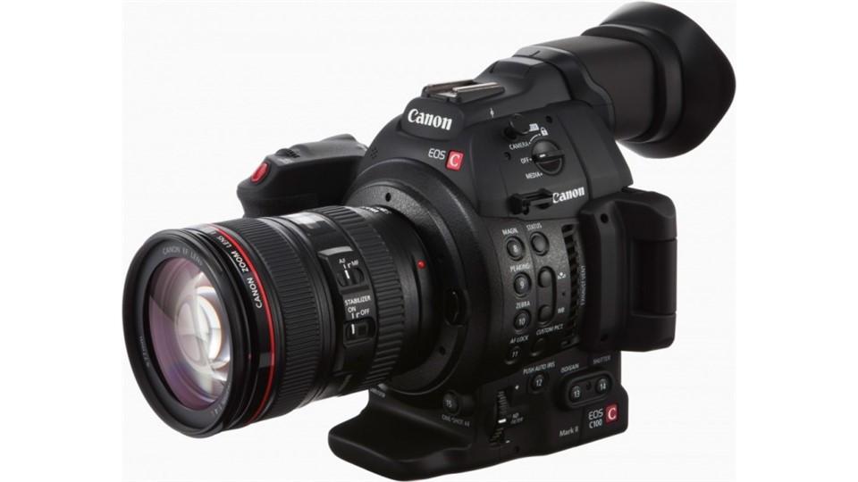 Canon C100 Mark II Atölyesi (3 Mart)