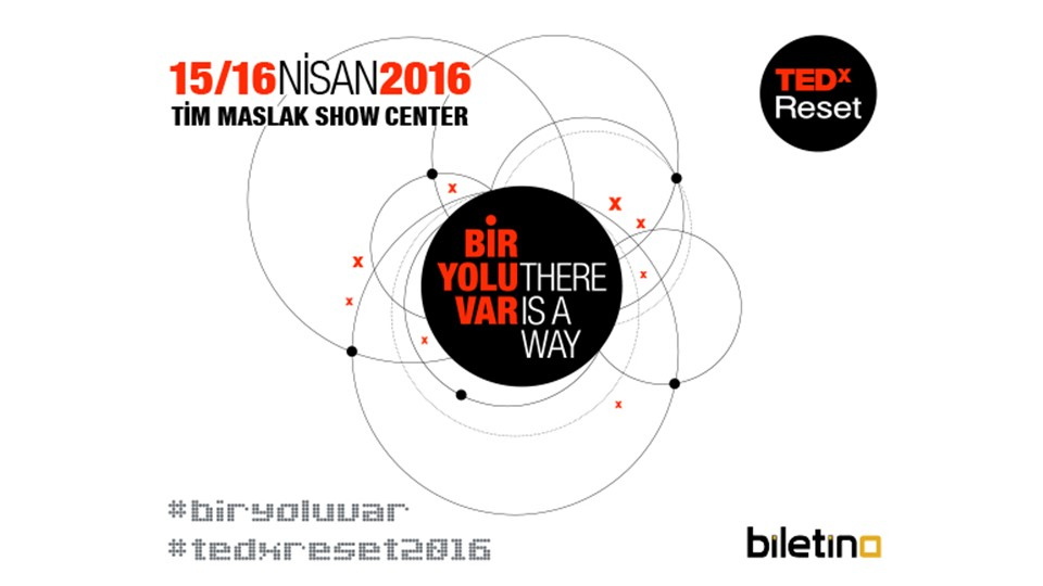 TEDxReset 2016 Bir yolu var/There is a way