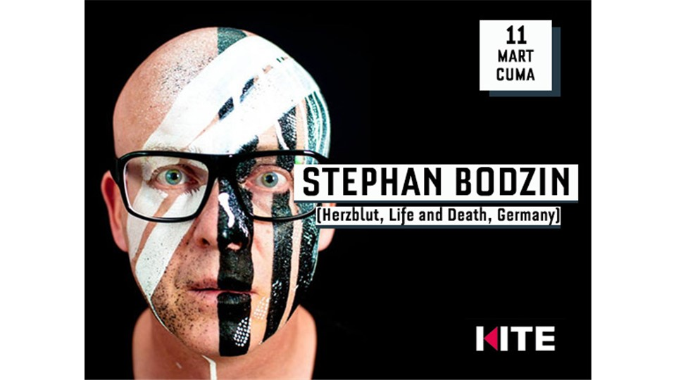 Stephan Bodzin (Herzblut, Life and Death, Systematic Recordings Germany)